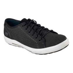 Men's Skechers Relaxed Fit Porter Meteno Sneaker Black