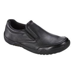 Men's Tempur-Pedic Jacobi Slip-On Black Leather