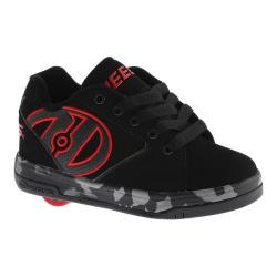 Children's Heelys Propel 2.0 Black/Red/Confetti