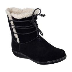 Women's Skechers Relaxed Fit Washington Bellevue Cold Weather Boot Black