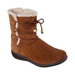 Women's Skechers Relaxed Fit Washington Bellevue Cold Weather Boot Chestnut