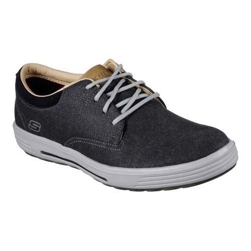Men's Skechers Skech-Air Porter Zevelo Sneaker Black