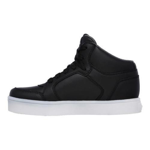4ece1b94886 ... Thumbnail Children's Skechers S Lights Energy Lights High Top  Sneaker Black