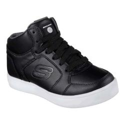 Children's Skechers S Lights Energy Lights High Top Sneaker Black