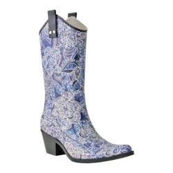 Women's Nomad Yippy III Rain Boot Blue Indigo