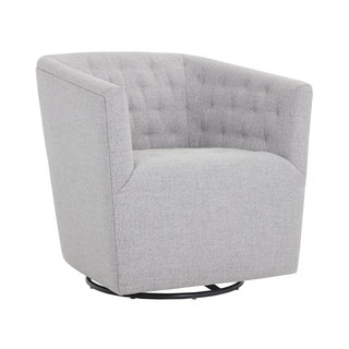 Reeves Swivel Armchair
