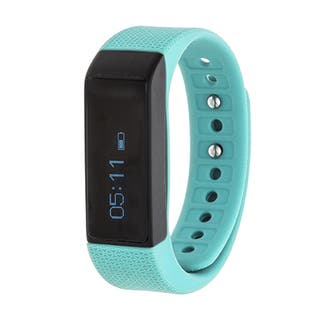 RBX Active Turquoise TR2 Waterproof Bluetooth Activity Tracker W/ Touchscreen Watch|https://ak1.ostkcdn.com/images/products/13000349/P19745162.jpg?impolicy=medium
