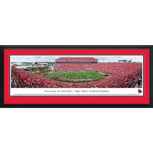 Shop Blakeway Panoramas Louisville Cardinals Football