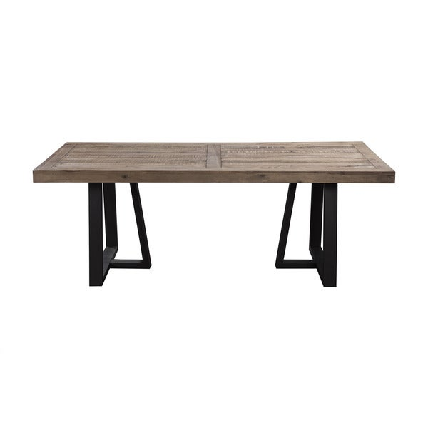 Alpine Prairie Rectangular Dining Table - N/A. Opens flyout.