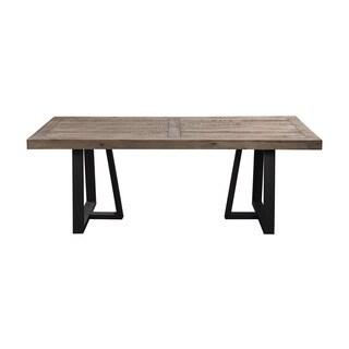 Alpine Prairie Rectangular Dining Table
