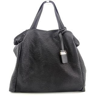 Urban Expressions Women's Janie Black Faux Leather Handbag