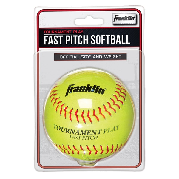"Franklin 10984 12"" Fast Pitch Tournament Softball"