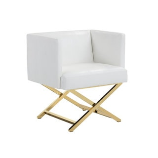 MATRIX AMRCHAIR GOLD