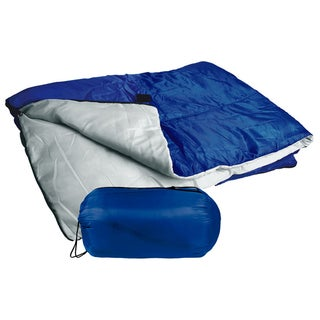TrailWorthy Blue Sleeping Bag