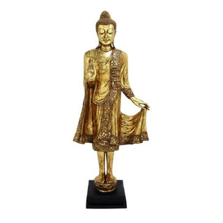 Studio 350 PS Floor Buddha 23 inches wide, 66 inches high