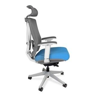 Autonomous ErgoChair - Premium Ergonomic Office Chair (Option: Green)