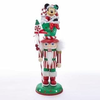 Kurt Adler 14-Inch Hollywood Minnie Mouse Nutcracker