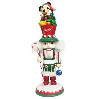 Kurt Adler 14-Inch Hollywood Mickey Mouse Nutcracker