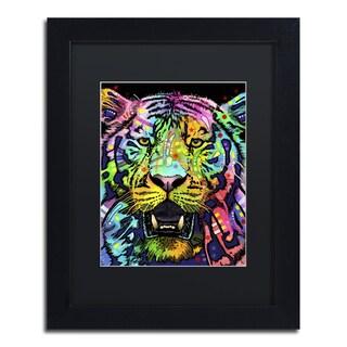 Dean Russo 'Wild' Matted Framed Art