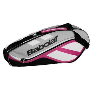 Babolat Club Line Pink/Grey Triple Tennis Bag