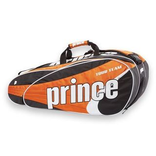 Prince Tour Team Orange Nylon Tennis Bag (Pack of 12)