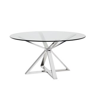 Allister Dining Table Overstock 13001640