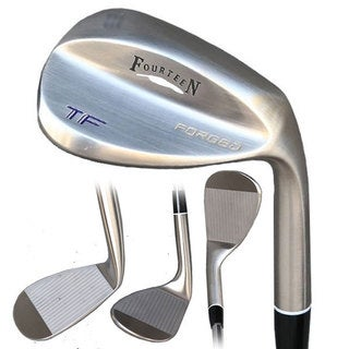 Fourteen TF Nickel Chrome Wedge 2016
