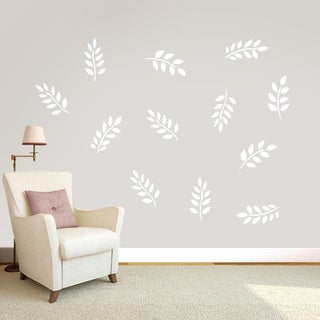 Sweetums 'Leafy Branches' Wall Decal Set