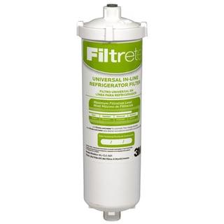 Filtrete Air Purifiers 4IL-CLC-S01 Filtrete Universal In-Line Refrigerator Filter
