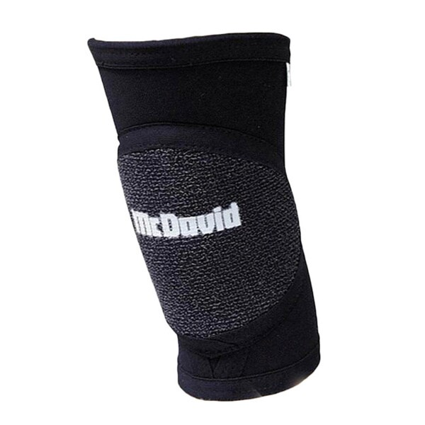McDavid Classic 671 Standard Black Medium Handball/Indoor Knee Pad