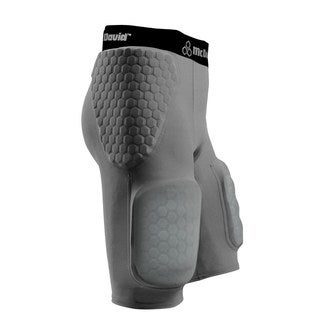 McDavid Classic Youth Hexpad Girdle Hardshell Thigh Guard