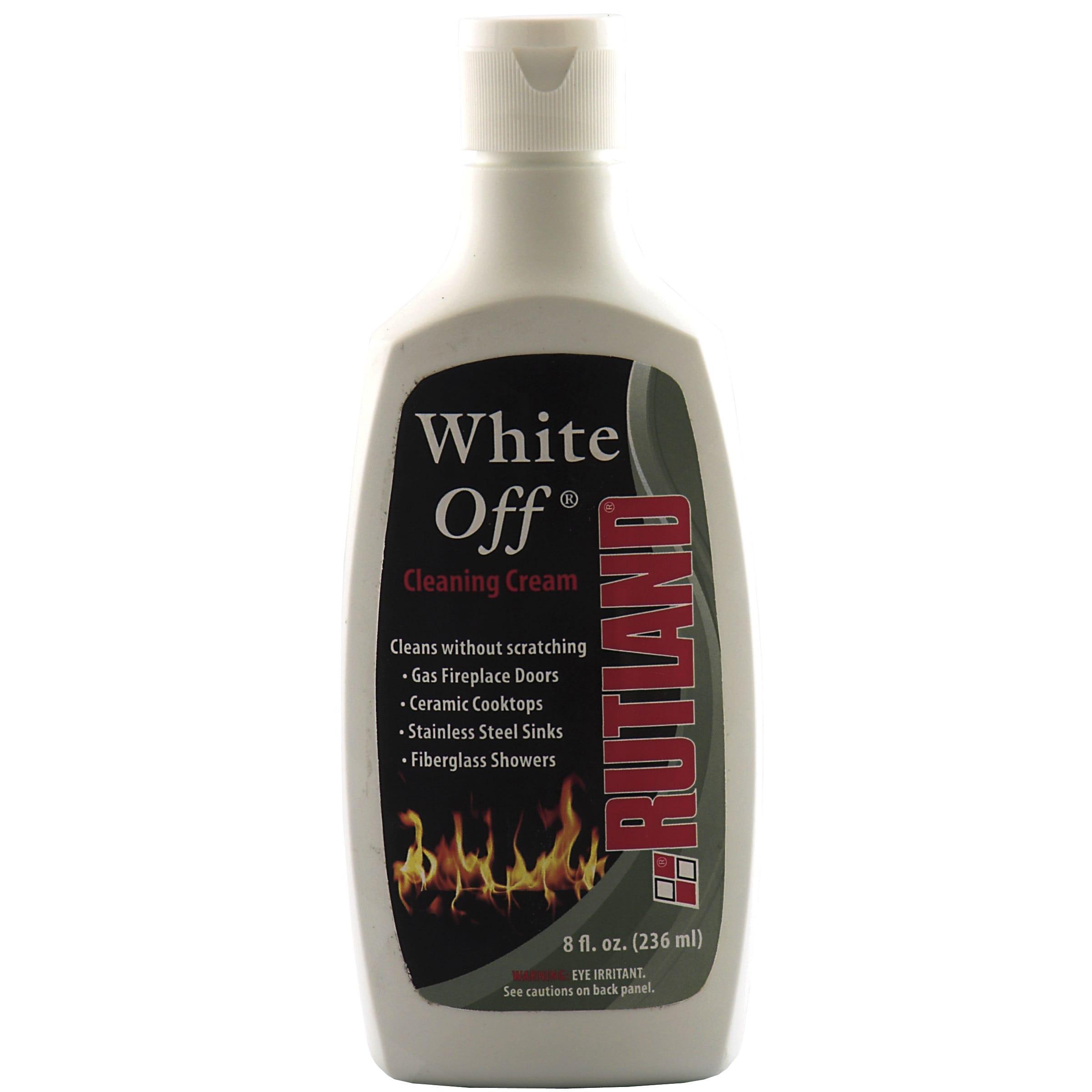 Jensen Rutland 565 8 Oz White Off Glass Ceramic Cleaning ...