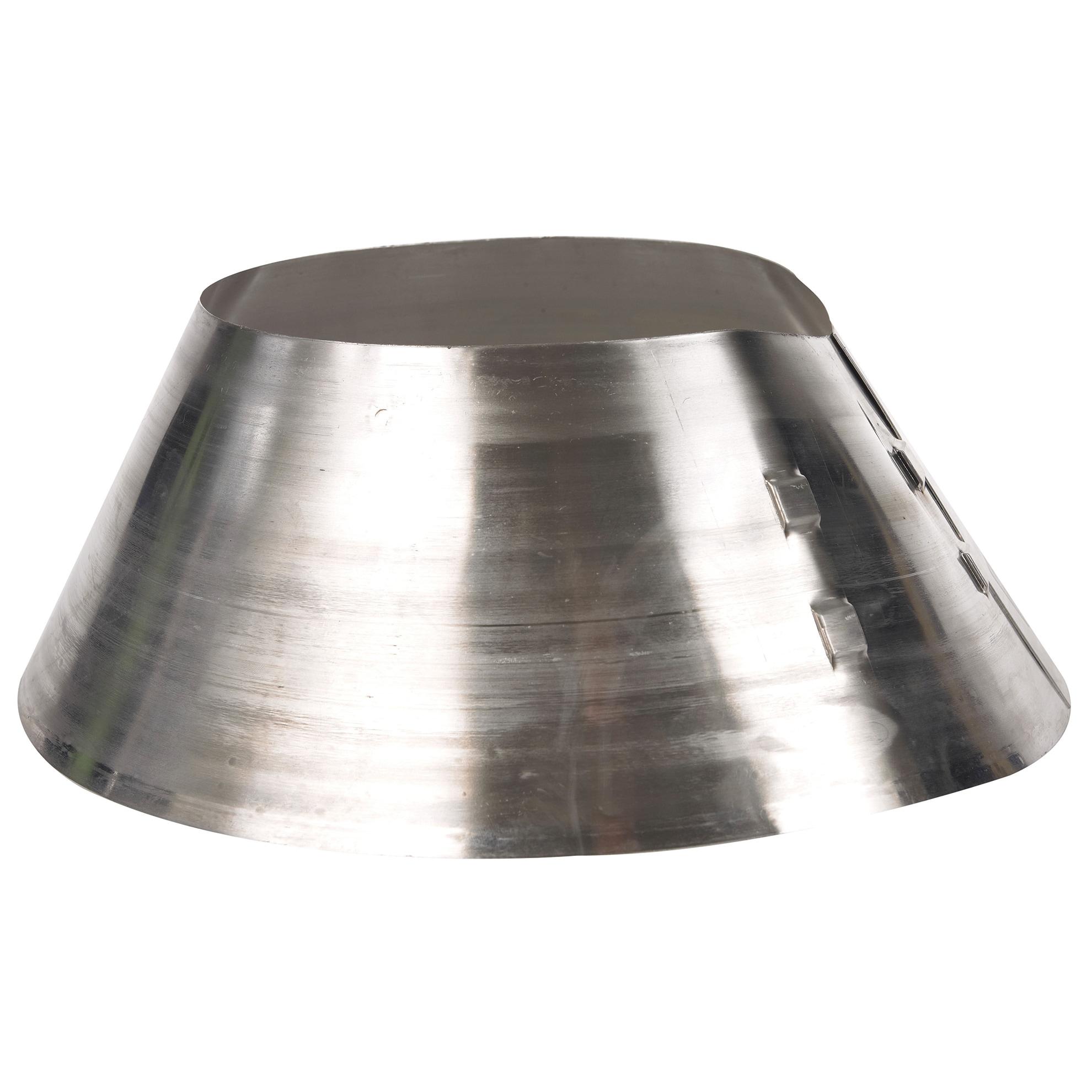 "Jensen Selkirk 6T-SC 6"" Aluminum (Silver) Storm Collar (S..."