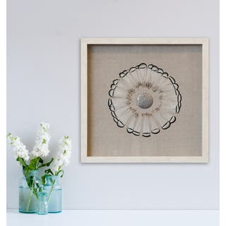 Brown Tipped Feather Circle Shadowbox|https://ak1.ostkcdn.com/images/products/13002093/P19746528.jpg?impolicy=medium