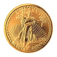 American Coin Treasures $20 Saint Gaudens Gold Piece 1907-1933 Replica Coin