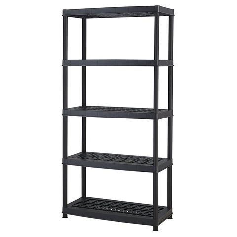 """Keter 5-Tier 18"""" Utility Freestanding Ventilated Shelving Unit"""