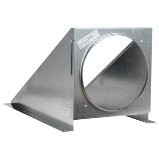 Selkirk 8T-WSK Galvanized Steel Wall Support Package