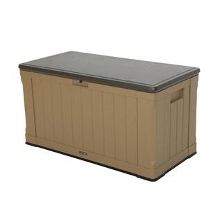 116-gallon Outdoor Storage Box