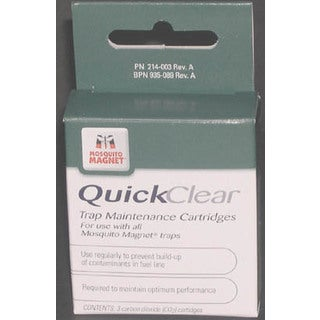 Mosquito Magnet MMQCC Quick Clear Trap Maintenance Cartridges