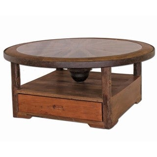 Groovystuff Desperado Teak Coffee Table (Thailand)