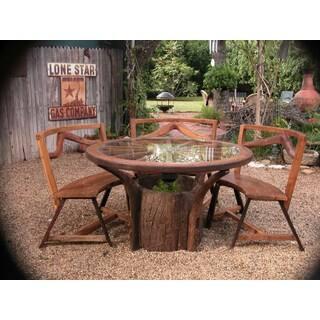 Groovystuff TF-0095 Jackson Hole Teak Wood Dining Patio Table|https://ak1.ostkcdn.com/images/products/13002426/P19746851.jpg?impolicy=medium