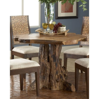 Sierra Woodland Teak Handmade Table (Thailand)