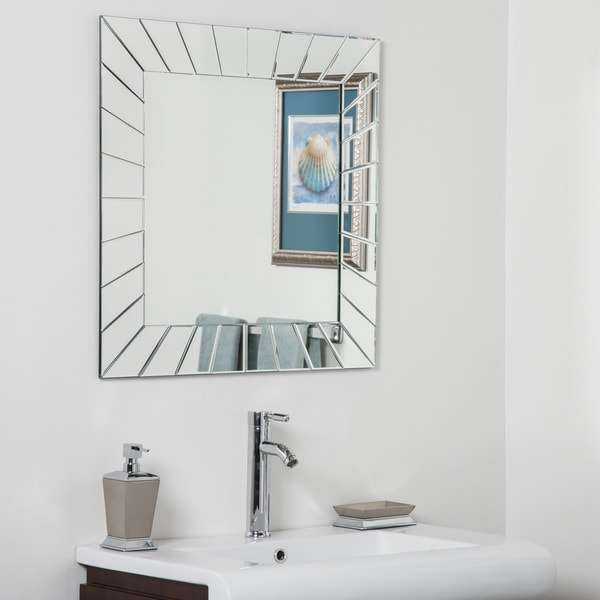 Norway Modern Bathroom Mirror Free Shipping Today