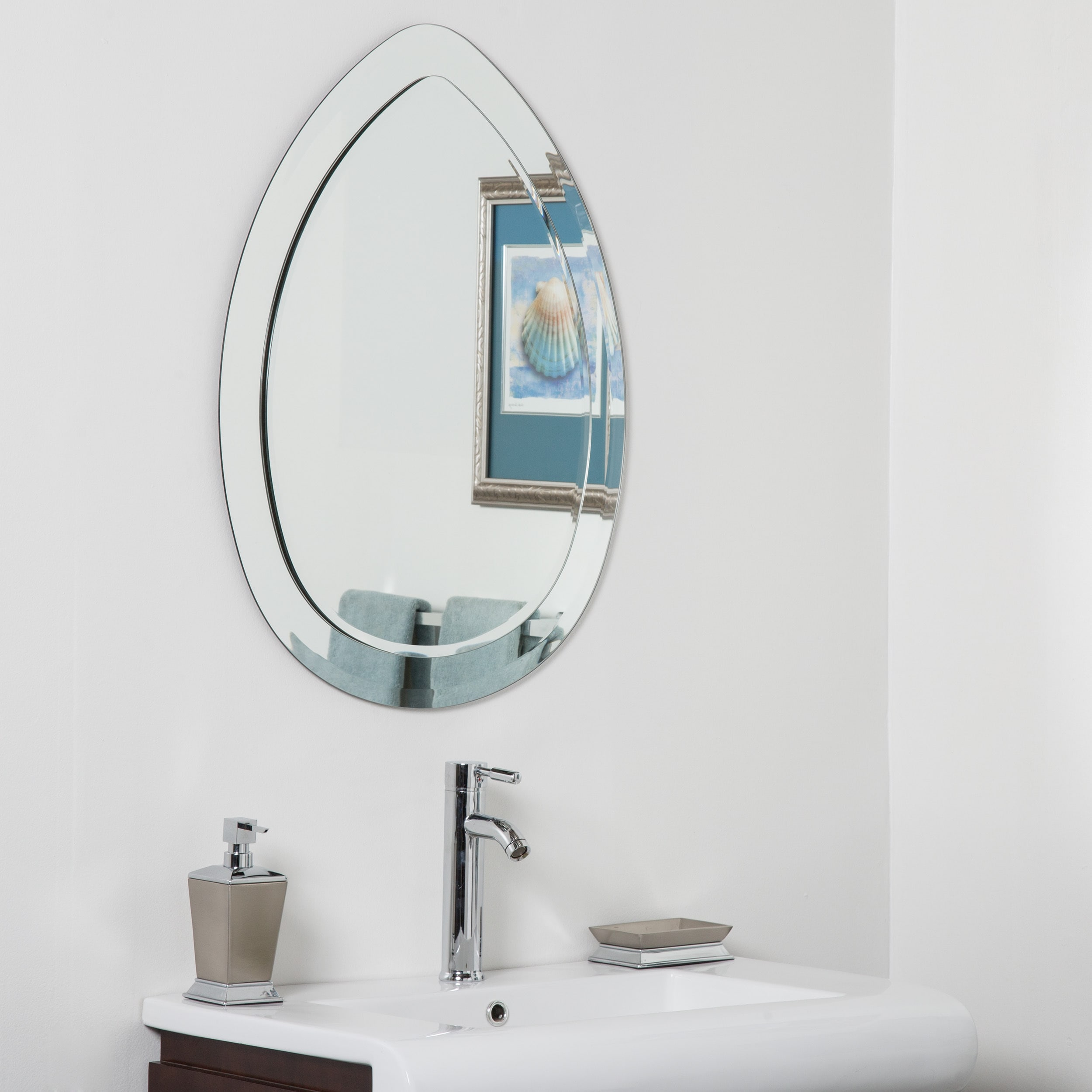 Buy Irregular Mirrors Online at Overstock.com   Our Best Decorative ...