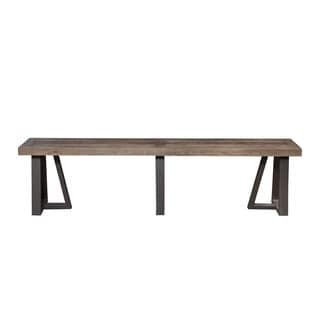 Alpine Prairie Dining Bench