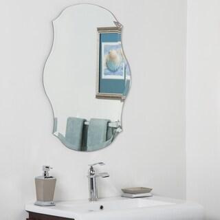 Mason Glass Bathroom Mirror