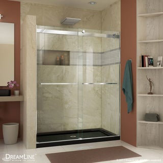 DreamLine Essence 56 to 60 in. Frameless Bypass Shower Door (2 options available)