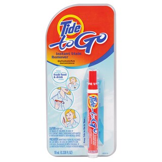 Tide 01870 Tide To Go Stain Pen - White - .33 fl oz