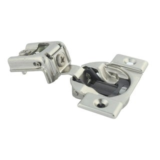 Blumotion 39C Series 1-inch Overlay 110-degree Compact Screw-on Self-closing Cabinet Hinges (Case of 25)