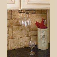 Rev-A-Shelf Oil-rubbed Bronze 11-inch Stemware Holder